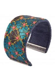 MONROE         Turquoise/Corail